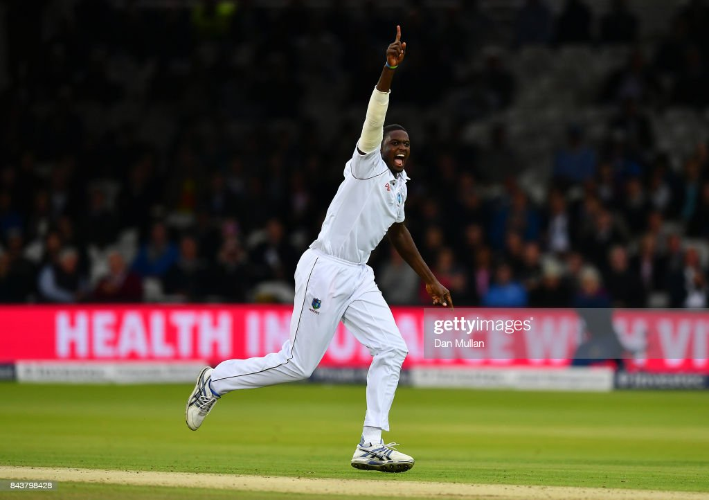 England v West Indies - 3rd Investec Test: Day One