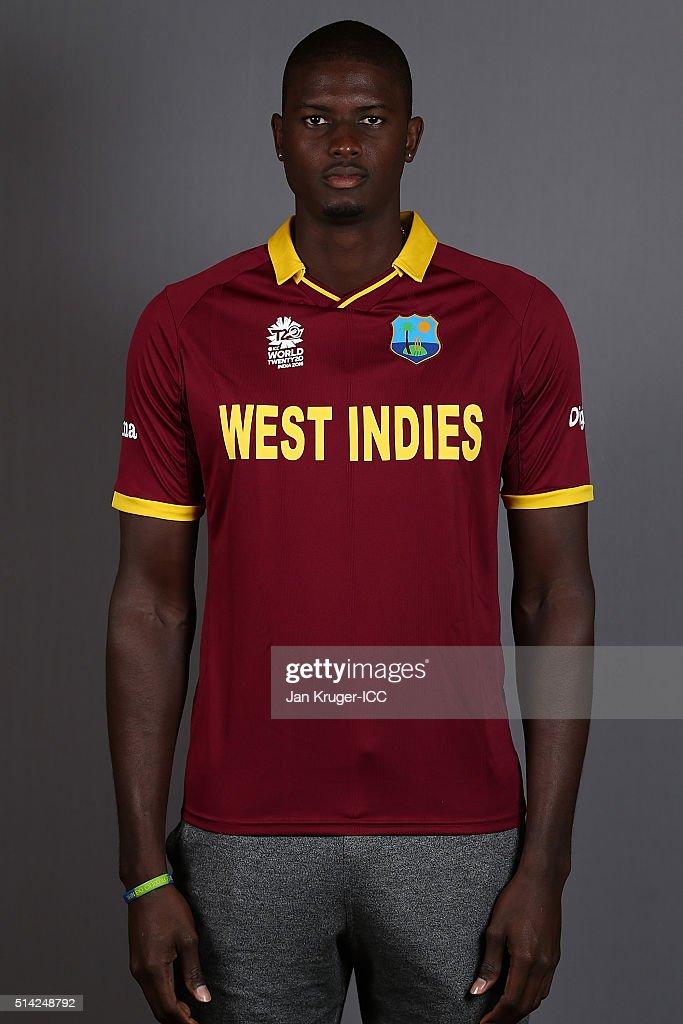 ICC Twenty20 World Cup: West Indies Headshots : News Photo