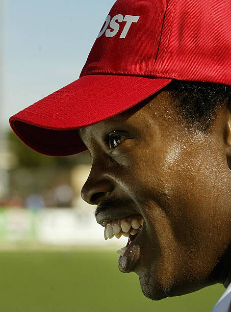 The stawell gift photos and images getty images jason hunt of barbados smiles as he speaks with the media after winning the 2004 australia negle Choice Image