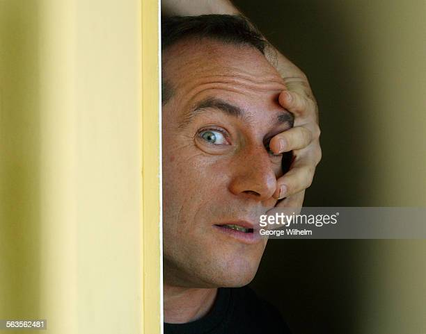 8/12/2003 – Jason Isaacs a verstaile british actor with who played the evil nemesis of Mel Gibson in The Patriot was in Black Hawk Down is the...