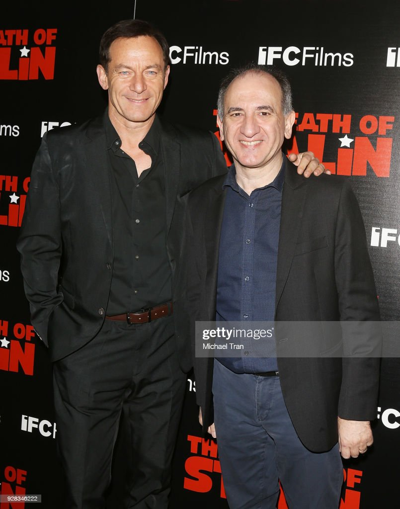 """Premiere Of IFC Films' """"The Death Of Stalin"""" - Arrivals"""