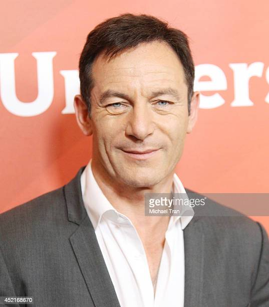 Jason Isaacs arrives at the 2014 Television Critics Association Summer Press Tour - NBCUniversal - Day 2 held at The Beverly Hilton Hotel on July 14,...