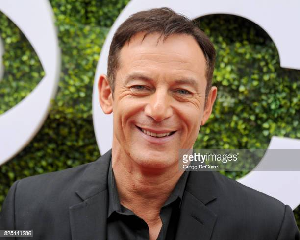 Jason Isaacs arrives at the 2017 Summer TCA Tour CBS Television Studios' Summer Soiree at CBS Studios Radford on August 1 2017 in Studio City...