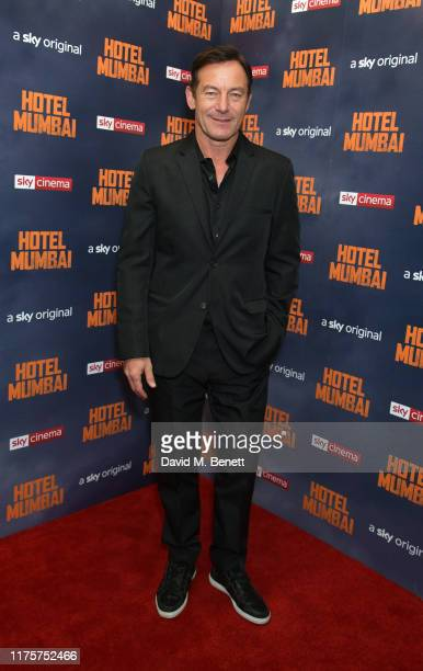 """Jason Isaacs attends a Gala Screening of """"Hotel Mumbai"""" at The Electric Cinema, on September 19, 2019 in London, England."""
