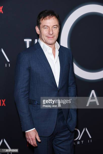 "Jason Isaacs attends Netflix's ""The OA Part II"" Premiere Photo Call at LACMA on March 19, 2019 in Los Angeles, California."
