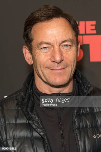 Jason Isaacs attends New York premiere of IFC Film Death of Stalin at AMC Lincoln Square