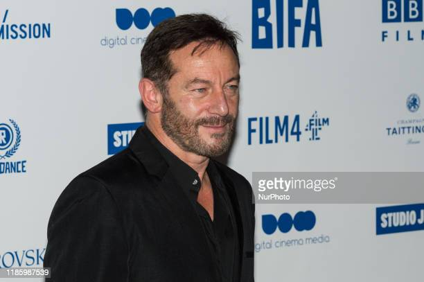 Jason Isaacs attends the 22nd British Independent Film Awards at Old Billingsgate on 01 December 2019 in London England