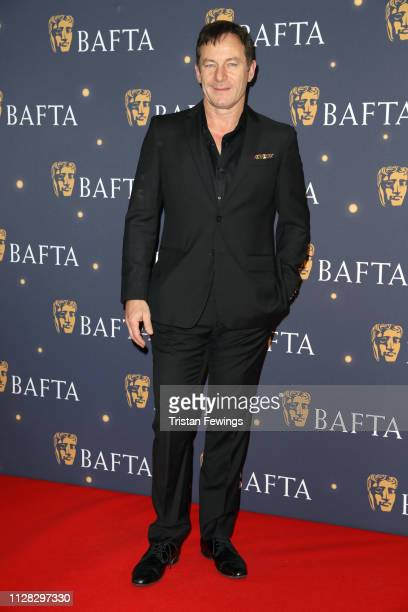 Jason Isaacs attends the BAFTA Film Gala at the The Savoy Hotel, ahead of the EE British Academy Film Awards this Sunday, on February 08, 2019 in...