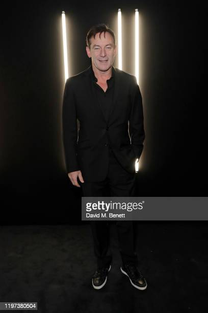Jason Isaacs attends the dunhill & Dylan Jones Pre-BAFTA dinner at dunhill Bourdon House on January 29, 2020 in London, United Kingdom.