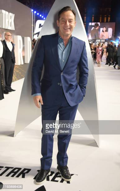 Jason Isaacs attends the European Premiere of Amazon Original Star Trek Picard at Odeon Luxe Leicester Square on January 15 2020 in London England