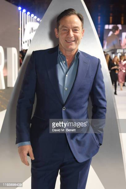"""Jason Isaacs attends the European Premiere of Amazon Original """"Star Trek: Picard"""" at Odeon Luxe Leicester Square on January 15, 2020 in London,..."""