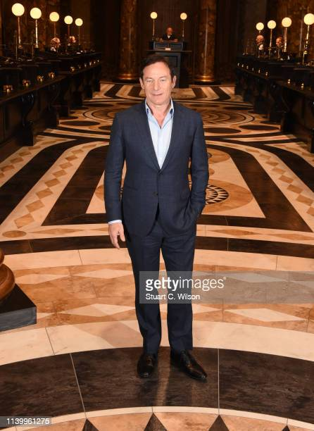 Jason Isaacs attends the exclusive launch event for the Gringotts Wizarding Bank a new expansion at Warner Bros. Studio Tour London – The Making of...
