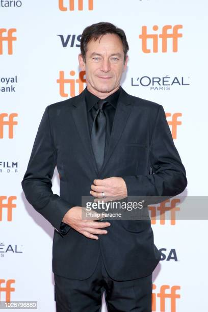 Jason Isaacs attends the Hotel Mumbai premiere during 2018 Toronto International Film Festival at Princess of Wales Theatre on September 7 2018 in...