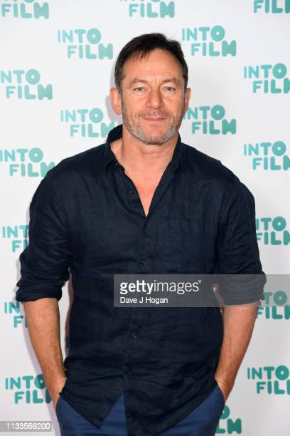 Jason Isaacs attends the Into Film Award 2019 at Odeon Luxe Leicester Square on March 04, 2019 in London, England.