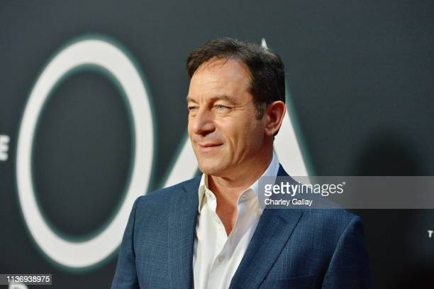 Jason Isaacs attends THE OA PART II at Bing Theatre At LACMA on March 19, 2019 in Los Angeles, California.