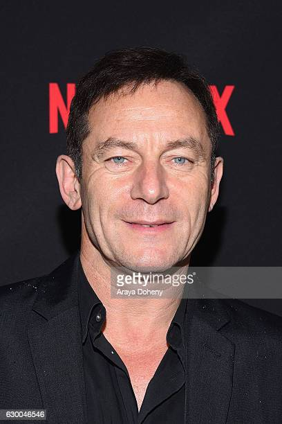 Jason Isaacs attends the premiere of Netflix's 'The OA' at the Vista Theatre on December 15 2016 in Los Angeles California