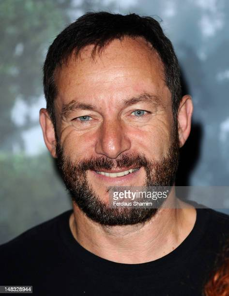 Jason Isaacs attends the UK premiere of 'Brave' at BAFTA on July 14 2012 in London England