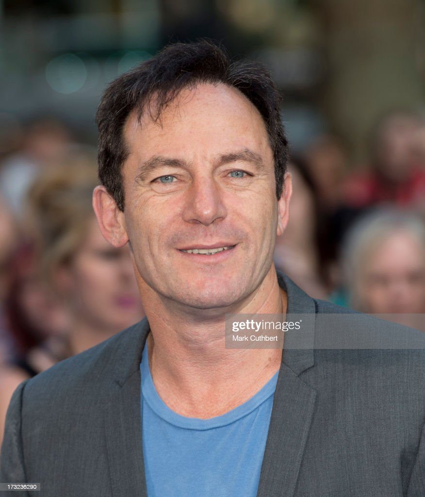 Jason Isaacs attends the World Premiere of 'The World's End' at Empire Leicester Square on July 10, 2013 in London, England.