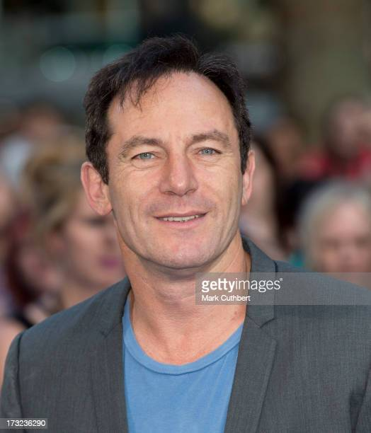 Jason Isaacs attends the World Premiere of 'The World's End' at Empire Leicester Square on July 10 2013 in London England