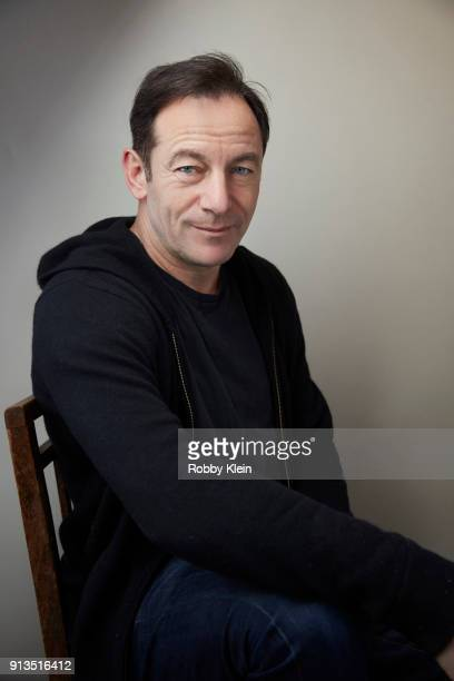 Jason Isaacs from the film 'The Death of Stalin' poses for a portrait in the YouTube x Getty Images Portrait Studio at 2018 Sundance Film Festival on...