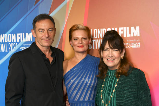 "GBR: ""Mass"" UK Premiere - 65th BFI London Film Festival"