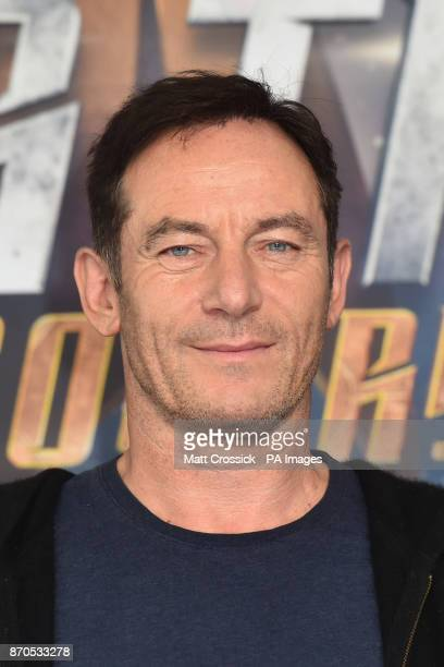 Discovery fan screening at Milbank Tower in London PRESS ASSOCIATION Photo Picture date Sunday November 5th 2017 Photo credit should read Matt...