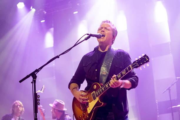 TN: Jason Isbell & The 400 Unit And Mickey Guyton In Concert - Nashville, TN