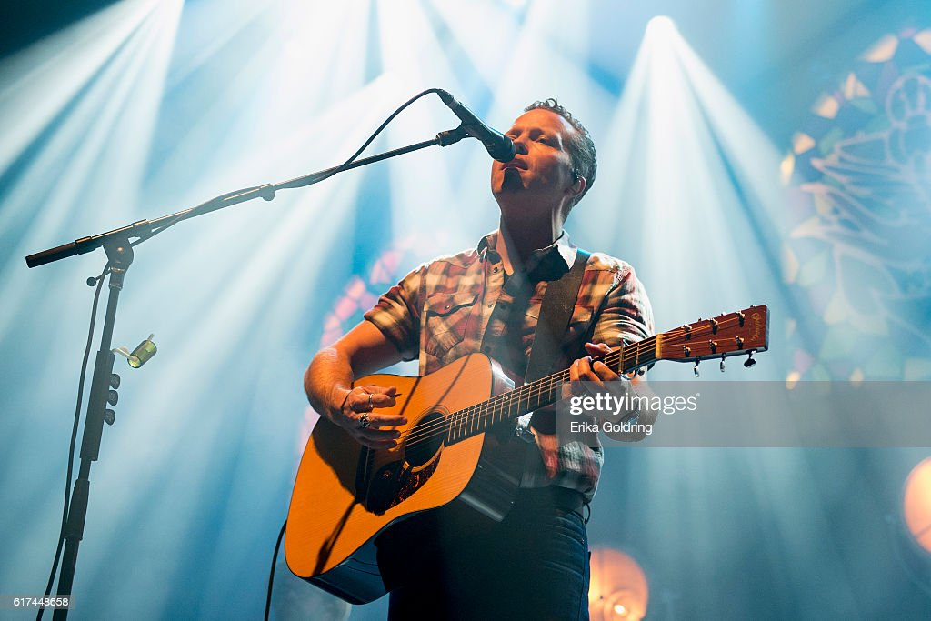 Jason Isbell And The 400 Unit In Concert - New Orleans, Louisiana