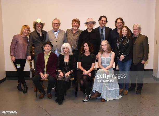 Jason Isbell's manager Traci Thomas David Rawlings Country Music Hall of Fame and Museum's Kyle Young Mac McAnally Jason Isbell Country Music Hall of...
