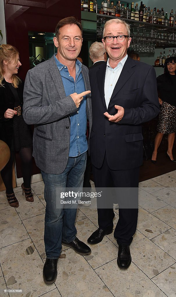 FilmAid Quiz Gala Night Hosted By Harry Enfield & Jason Isaacs At Locanda Locatelli
