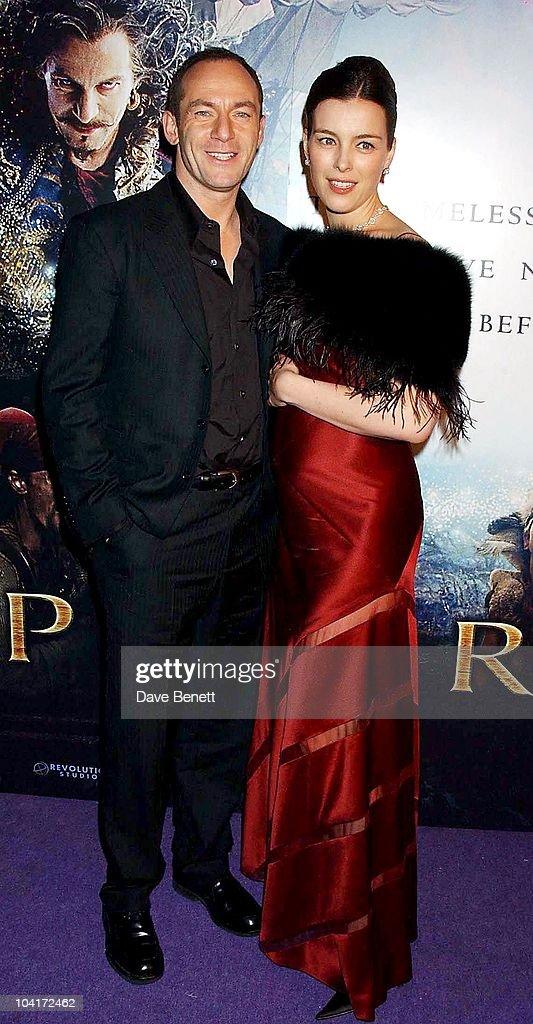 Jason Issacs & Olivia Williams