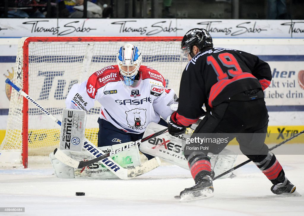 Thomas Sabo Ice Tigers v Eisbaeren Berlin