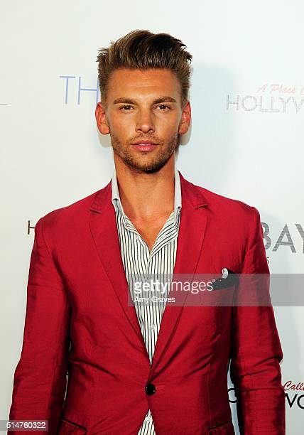 Jason John attends the 5th Annual LANY Entertainment Mixer at St Felix on March 10 2016 in Hollywood California