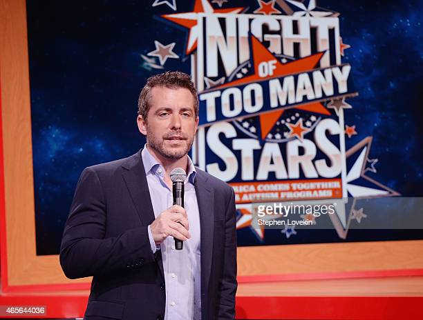 Jason Jones attends The Night Of Too Many Start Live Telethon on March 8 2015 in New York City