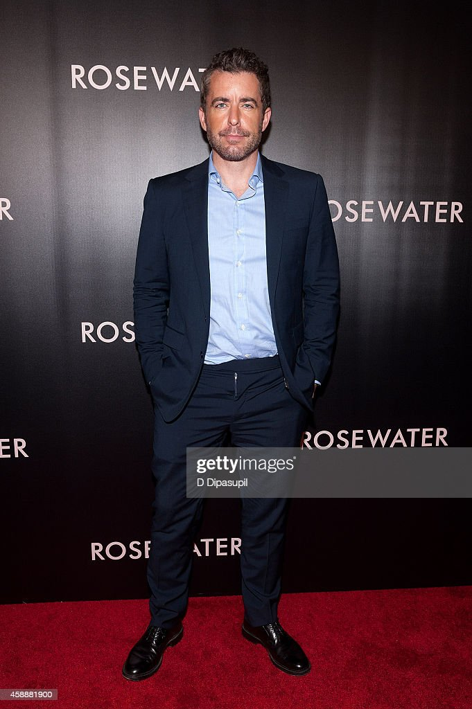 Jason Jones attends the 'Rosewater' New York Premiere at AMC Lincoln Square Theater on November 12, 2014 in New York City.