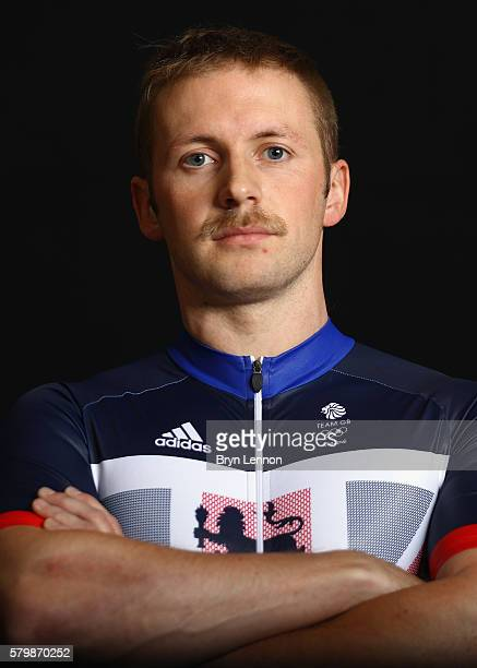 Jason Kenny of Great Britain and Team GB poses for a photo on July 25 2016 in Newport Wales