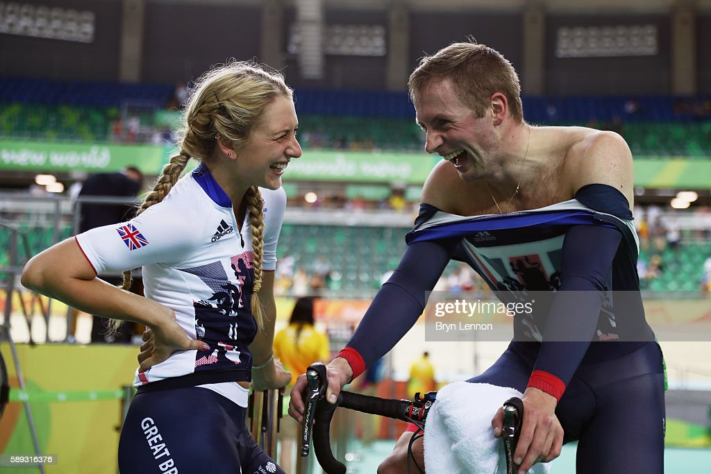 Cycling - Track - Olympics: Day 8