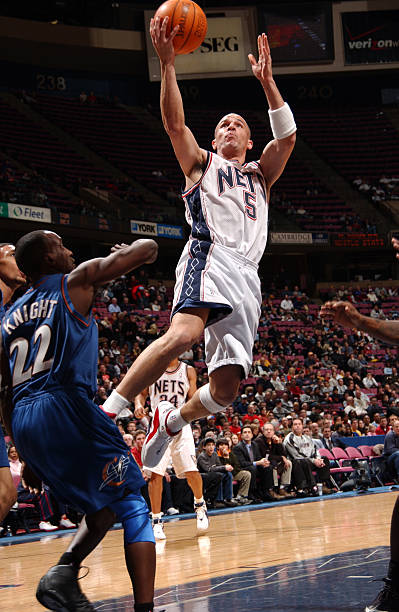 Washington Wizards v New Jersey Nets Photos and Images  ed639a491