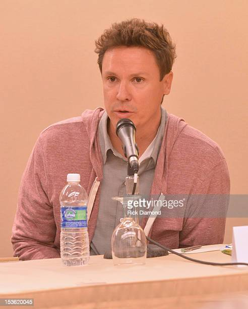 Jason Kimball of Elevate Ticketing speaks during the Back To Basics Sessions Basic Technology panel at IEBA Conference Day 1 at the Sheraton...