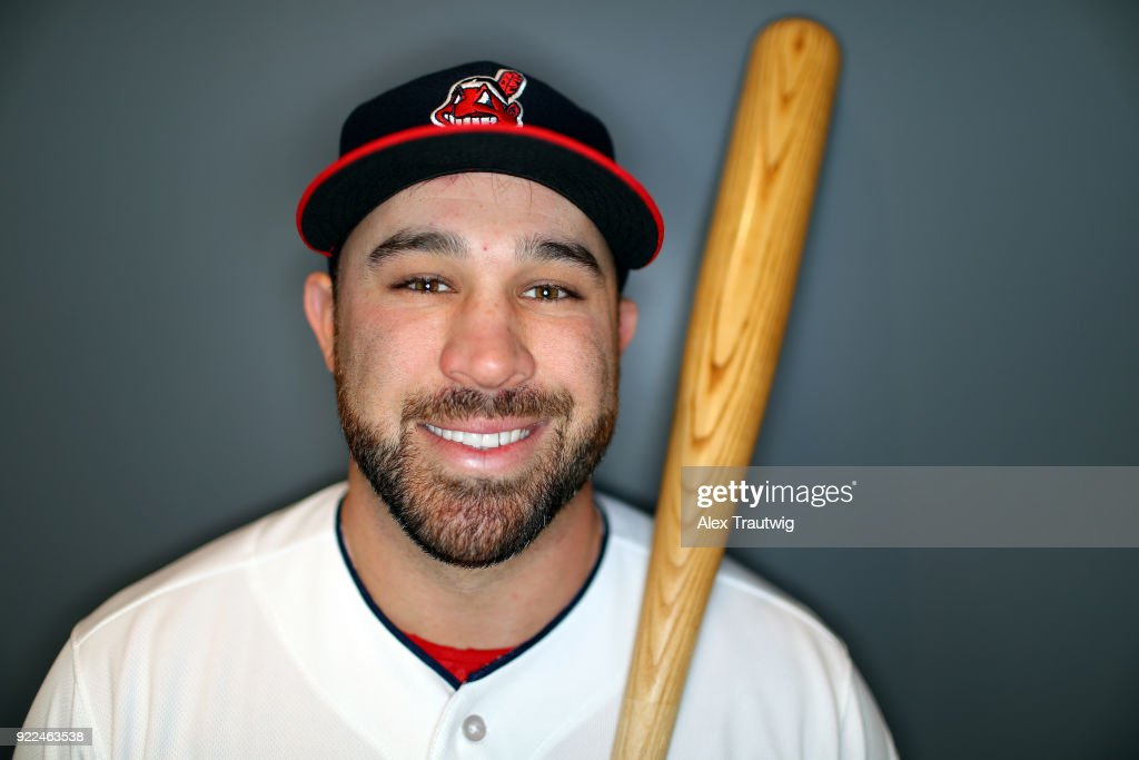 2018 Cleveland Indians Photo Day : ニュース写真
