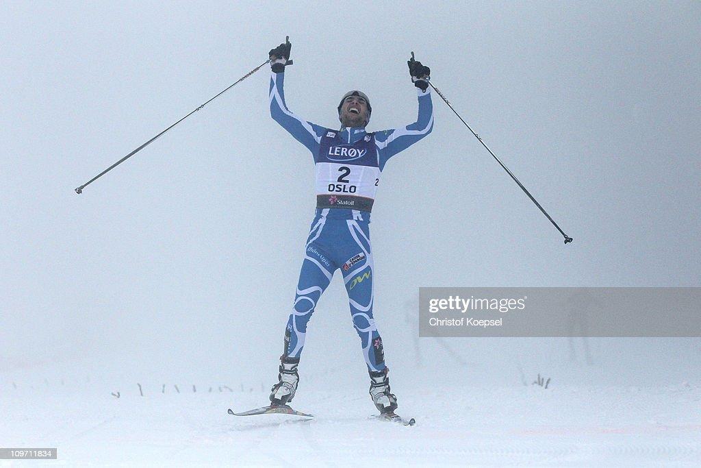Nordic Combined HS134/10km - FIS Nordic World Ski Championships