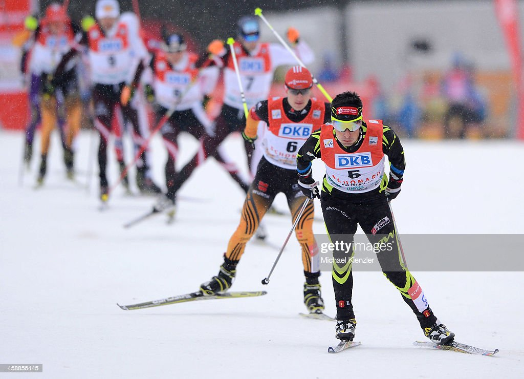 FIS World Cup Nordic Combined Schonach - Day 2