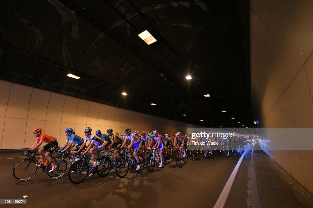 21st Santos Tour Down Under 2019 - Stage 4 : Fotografía de noticias