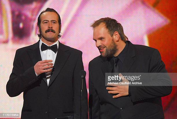 Jason Lee and Ethan Suplee present award for Favorite Daytime Talk Show Host