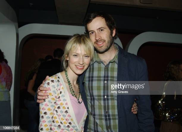Jason Lee and wife Beth during Good Art Hollywood Trunk Show Hosted by Danny Masterson and Chris Masterson with Laura Prepon at Geisha House in...