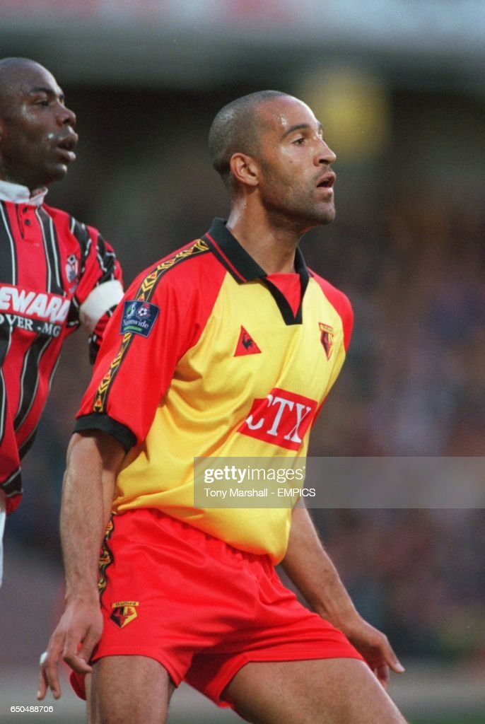 Soccer - Nationwide League Division Two - Watford v AFC Bournemouth : News Photo