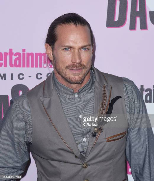 Jason Lewis attends the annual Entertainment Weekly ComicCon Celebration at Float at Hard Rock Hotel San Diego on July 21 2018 in San Diego California