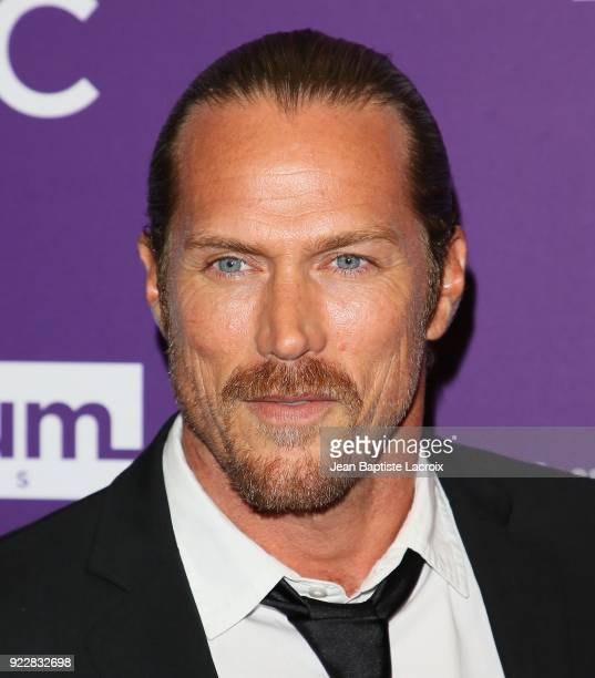 Jason Lewis attends the premiere of Momentum Pictures' 'Half Magic' at The London West Hollywood on February 21 2018 in West Hollywood California