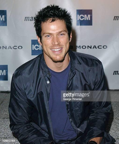 Jason Lewis during 2004 Toronto International Film Festival ICM/Club Monaco/MacIDeas Party at Adriatico in Toronto Ontario Canada