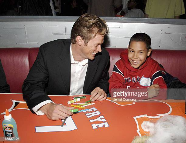 Jason Lewis during New York Knicks TipOff ReadtoAchieve Campaign with Halloween Bash for Kids at Planet Hollywood at Planet Hollywood in New York...